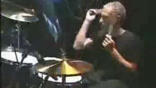 Juanes con Andrea Echeverri, Vicentico, Ricky Martin en Premios MTV Latinoamerica 2003