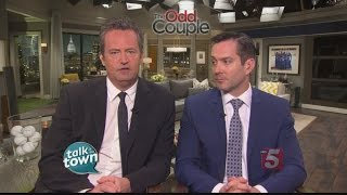 """The Odd Couple"" Starring Matthew Perry & Thomas Lennon"