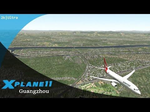 X-Plane 11 - Guangzhou