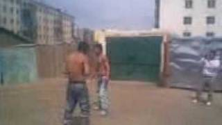 Repeat youtube video mongolian fight