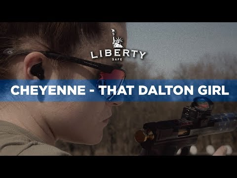 LIBERTY: Cheyenne - That Dalton Girl