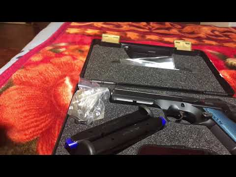 CZ Shadow 2 Unboxing & Review Toronto Canada 2019