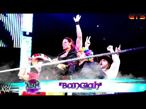 2014: Adam Rose  WWE Intro Theme Song  Banglah Download HD