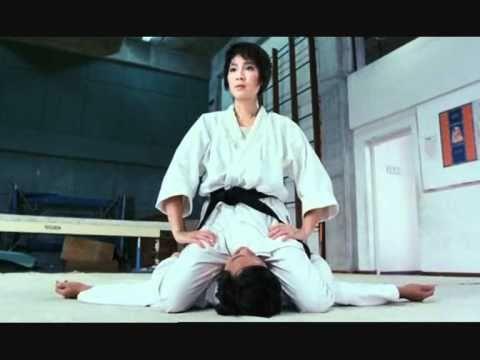 Michelle Yeoh Fight Michelle Yeoh &...