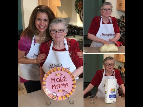 Tia Trina's Homemade Flour Tortillas | Molé Mama