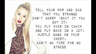 IGGY AZALEA- Change Your Life LYRICS