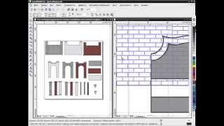 Графический конструктор для ковки на базе Corel Draw. Часть 9_2.(Основное назначение - достаточно быстрое и максимально облегченное создание профессиональных эскизов..., 2014-11-27T19:49:16.000Z)