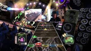 Guitar Hero 3 avec un clavier, c'est nul !