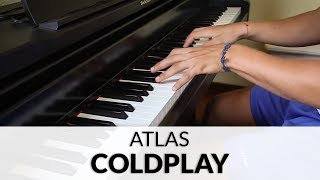 Coldplay - Atlas (The Hunger Games: Catching Fire Soundtrack) | Piano Cover