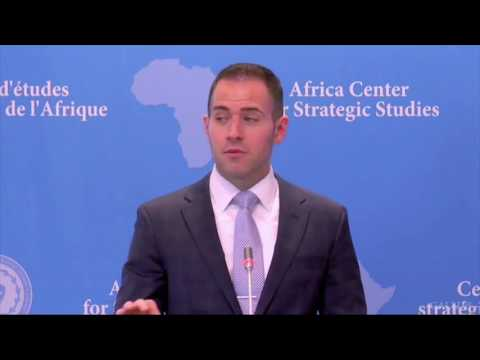 Violence and Conflict Trends in Africa – Jon Clifton