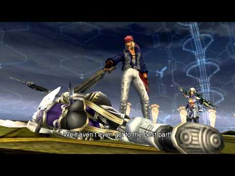 (Wii) Xenoblade Chronicles HD Cutscene 132 - Return Of Zanza, The God - ENGLISH