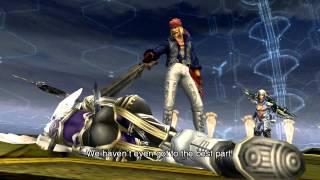 Xenoblade Chronicles HD Cutscene 132 - Return of Zanza, the God - ENGLISH
