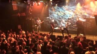 Boysetsfire - Walk Astray @ Melkweg, Amsterdam - the Netherlands 2015 live