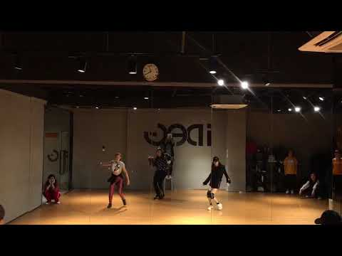 Hip Hop Class - Chinese Teacher Henry - Shenzhen / China