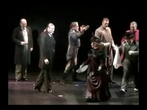 Jekyll & Hyde The Musical feat Sebastian Bach Raleigh NC Oct 2004 Full Show