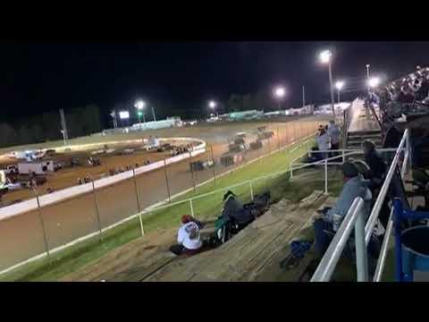 Cochran Motor Speedway 12-28-2019. - dirt track racing video image