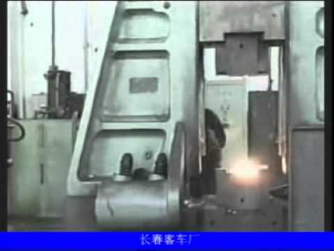 electro hydraulic forging hammer