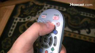 How to Program an RCA Universal Remote Control