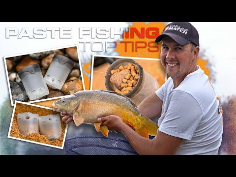Paste Fishing Top Tips
