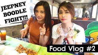 BOODLE FIGHT in a JEEPNEY?!