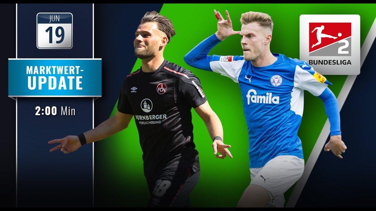 Marktwert 2 Bundesliga