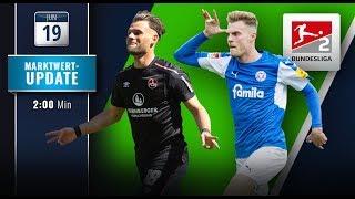 Löwen, Ducksch & Co.:Top-Elf der Marktwert-Gewinner 2. Bundesliga
