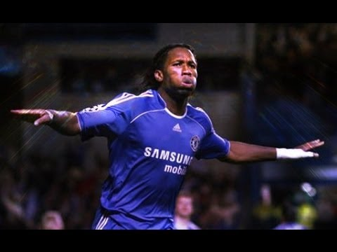 Didier Drogba • Top 10 Goals