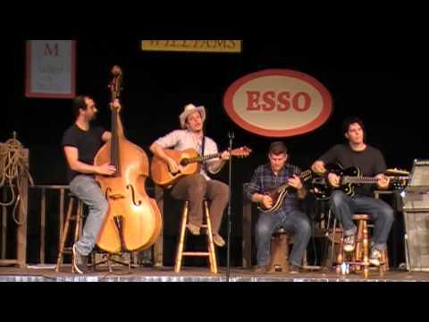 Hank Williams Lost Highway rehearsal video