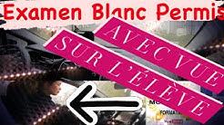 Examen blanc du permis d'OPHÉLIE : principe et déroulement Vélizy-Villacoublay