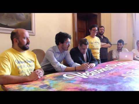 dismappa Verona - Stuart Milk e Verona Pride