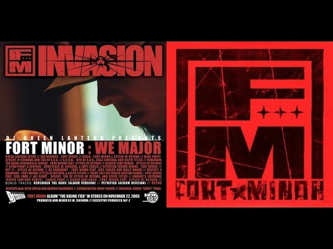 Fort Minor feat. Styles of Beyond & Celph Titled - Cover and Duck (Lyrics)