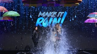 A Splash-Tastic Game of Make It Rain!