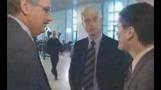 Harald Schmidt Show - Dr. Udo Brömme im Reichstag