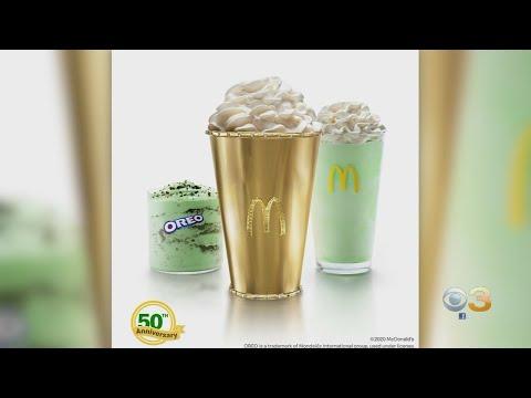 McDonalds-Auctioning-Off-Golden-Shamrock-Shake-Worth-90000