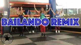Bailando Remix | Zumba® | Lora Gregorio