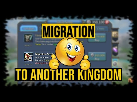 Lord's Mobile: Migrating To Another Kingdom!