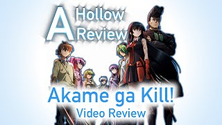 A Hollow Anime Review: Akame ga Kill! | Video Review