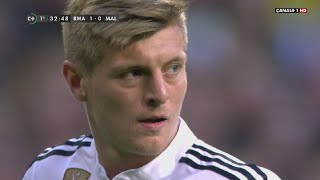 Toni Kroos vs Málaga (H) 14-15 720p HD