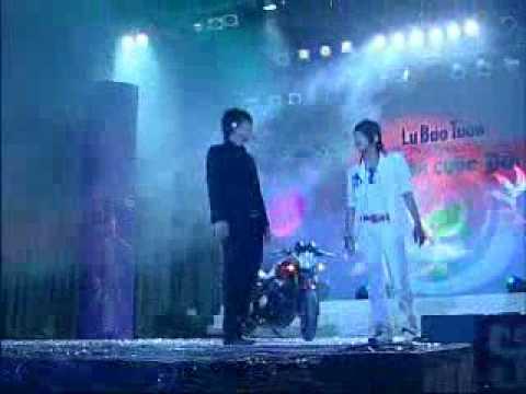 Lam Hung and Lu Bao Tuan
