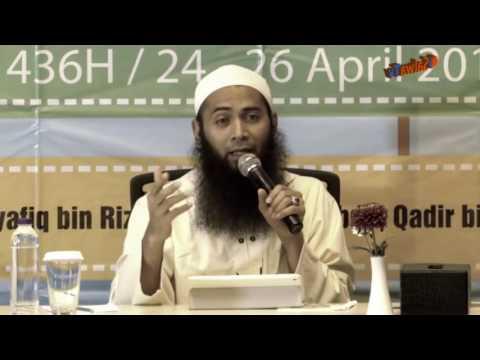 MUFDO  Sesi 2   Akhlak Sesama Muslim   Ustadz DR Syafiq Bin Riza Basalamah