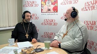 Радио «Радонеж». Протоиерей Димитрий Смирнов. Видеозапись прямого эфира от 2017.08.26