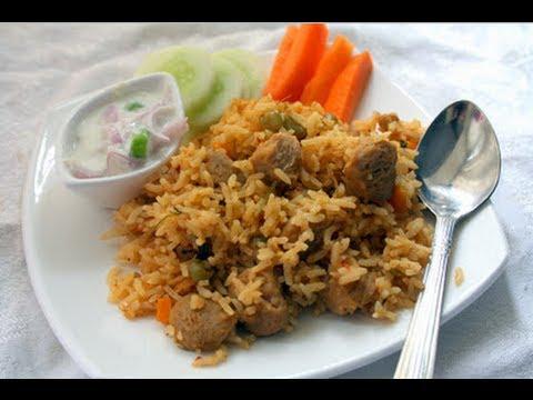 Recipe meal maker biryani aloo kurma recipe with english recipe s17 e337 forumfinder Choice Image