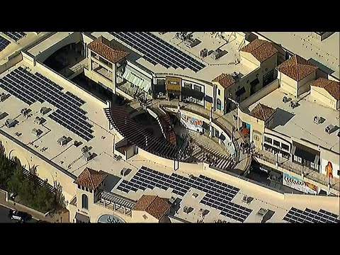 Shopper Locked in Store During CA Mall Shooting