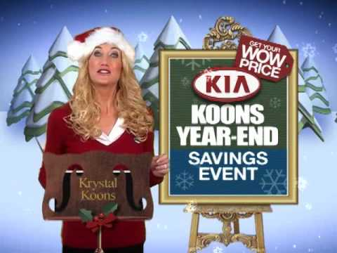 koons kia of woodbridge new car christmas tv commercial