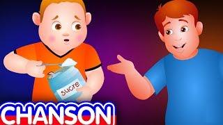 johnny johnny oui papa en français - comptines et chansons pour enfants - ChuChu TV