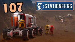 STATIONEERS ⚛ [107] Let's Play Stationeers Mars deutsch