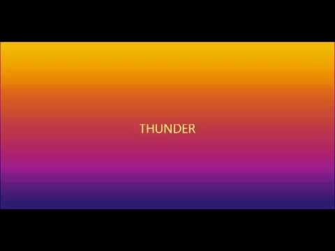 Yellow claw the opposites thunder перевод