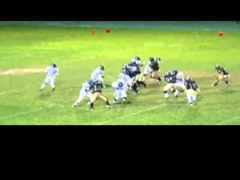 Joshua Marshall #53 Interception and Monster Defense