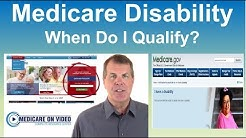 Medicare Disability   {Under Age 65}