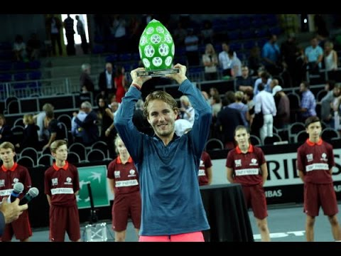 Dominic Thiem x Lucas Pouille - Moselle Open (ATP 250 Metz) Final 2016 FULL MATCH